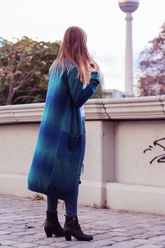 Spotted on hoardoftrends.com VILA Clothes maxi cardigan