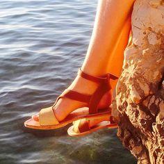 Massalia sandale Madeinfrance Modèle Aphrodite