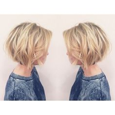Chic and eye-catching bob hairstyles hairstyles trends - Frisuren - Cheveux Short Hair Cuts For Women, Short Hairstyles For Women, Bob Hairstyles, Short Hair Styles, Layered Hairstyles, Medium Hairstyles, Latest Hairstyles, Natural Hairstyles, Braided Hairstyles