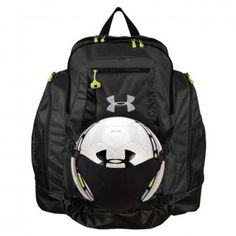 Under Armour Striker 2 Soccer Backpack Soccer Players, Soccer Ball, Backpack Bags, Volleyball, Laptop Sleeves, Team Logo, Cleats, Under Armour, Backpacks