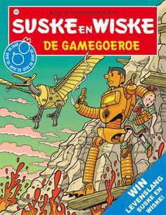 Suske en Wiske 308 - De gamegoeroe  http://www.suskeenwiskeshop.com/hoofdreeks/suske-en-wiske-308-de-gamegoeroe
