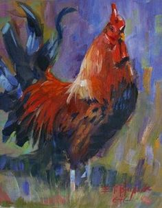 Daily Paintings By Elizabeth Blaylock, American Impressionist: LARGER PAINTINGS