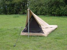 Australian Style Basic Swag - Canvas Tent/Bivvy Bushcraft/Survival: Amazon.co.uk: Sports & Outdoors