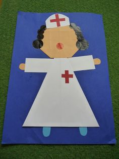 Related Posts:Doctor crafts and activities for preschoolLetter crafts for preschoolUmbrella crafts for preschoolA playful activity to help kids learn about feelings Doctor Theme Preschool, Preschool Art Activities, Art And Craft Images, Community Helpers Crafts, Nurse Crafts, People Who Help Us, Classroom Crafts, Hygiene, Kindergarten