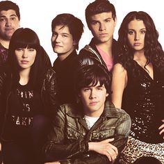 Degrassi. yes i watch it. yes i love it. end of story :)