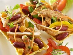 Csirkemell receptek Mozzarella, Waffles, Bacon, Curry, Mexican, Breakfast, Ethnic Recipes, Food, Morning Coffee