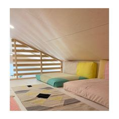 All Posts • Instagram Bed Nook, Mini Loft, Old Sofa, Cushions On Sofa, Attic, Bunk Beds, Future House, Inspiration, Furniture