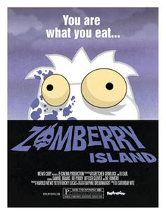 Poptropica Creators' Blog: Get your Zomberry Island printable posters!