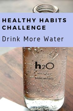 In this healthy habits challenge I encourage you to drink just 1 extra glass of water and then gradually step that up using the tips I'm sharing. Healthy Mind, Healthy Habits, Healthy Weight Loss, Weight Loss Tips, Lose Weight, Water Weight, Healthy Recipes, Healthy Holistic Living, Living A Healthy Life