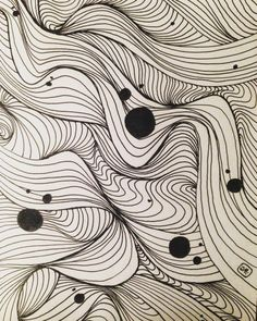 """Mi piace"": 26, commenti: 1 - Manuel (@doppiaemmegram) su Instagram: ""Flow #draw #art #simple #line #dot #graphicdesign #goodnight"""