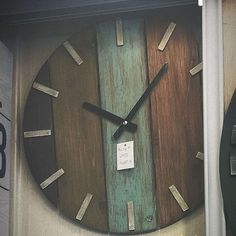 Pop Up Sale of Today! Wooden wall clock 22$. #vintage #retro #cottage #wallart #accessories #luxury #luxuryhomes #mirror #frame #homedecor #decor #decoration #art #lighting #metal #christmastree #christmasgift #secretsanta #christmasdecor #christmastime #photoframe #homedecoration #accessories #holidays #beirut #lebanon #livelovelebanon - posted by The Attic Lb https://www.instagram.com/atticlb - See more Luxury Real Estate photos from Local Realtors at https://LocalRealtors.com/stream