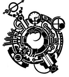 DeviantArt: More Like Ouroboros Chaostar by Admc07-Subcutaneous