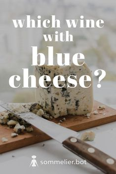 Which wine goes best with blue cheese? Text your digital wine sommelier and receive expert wine pairing recommendations instantly! Cheese Pairings, Wine Pairings, Sangria Recipes, Wine Parties, Birthday Dinners, Blue Cheese, Wine Drinks, Wine Tasting, Top Wines