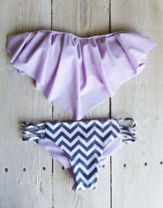 Pretty bathing suit