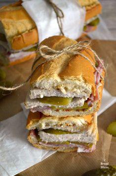 Es Sandwich Cubano. Uno de los clásicos, pero que ha aumentado su fama durante los últimos años gracias a la película Chef.