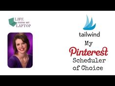 TailWind - My Pinterest Scheduler of Choice - YouTube