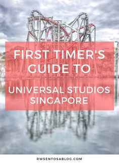From special shows to recommendations and even the best photo spots, this is the guide you need to plan the perfect trip to Universal Studios Singapore!
