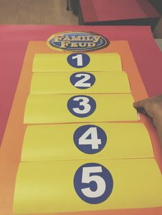make your own family feud game with these free templates, Powerpoint templates