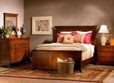 Geneva King Panel Bed King Beds Raymour And Flanigan Furniture