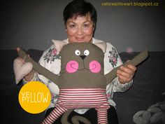 sewing cat toy for my mothers name day Yellow Pillows, Name Day, Cat Toys, Dyi, Christmas Sweaters, Mothers, Sewing, Cats, Dressmaking