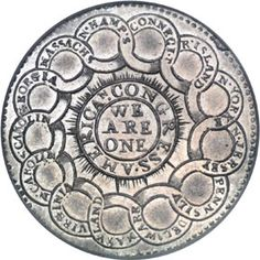 Reverse of 1776 Continental Dollar