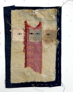 In between reget and expectation Jude Hill - she is a phenomenal fabric artist