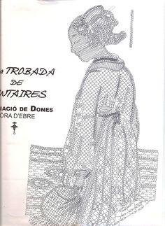 PICADOS / PATRONES DADOS EN DIVERSOS ENCUENTROS DE ENCAJERAS DE BOLILLOS - Manolo PEREZ-CHUECOS - Álbumes web de Picasa