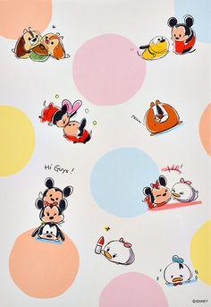 tinkeperi:  Disney Tsum Tsum:)