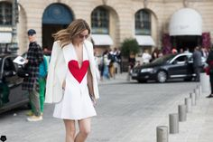 Olivia Palermo by Claire Guillon - CGstreetstyle  Don't forget to follow me on Instagram for more pics ! https://www.instagram.com/cgstreetstyle/