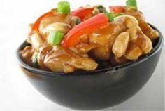 Thai Chicken With Peanuts Recipe