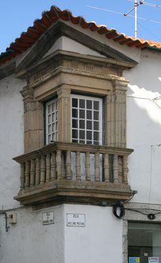 Vila Real Street Corner