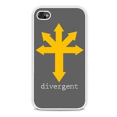 Divergent Symbol iPhone 4, 4s Case