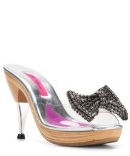 KARIE POLLYS WITH BOW - Betsey Johnson