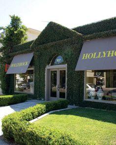 Hollyhock store in Los Angeles