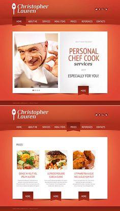 Cooking Moto CMS HTML Template #website  http://www.templatemonster.com/moto-cms-html-templates/45609.html?utm_source=Pinterest&utm_medium=timeline&utm_campaign=httyw