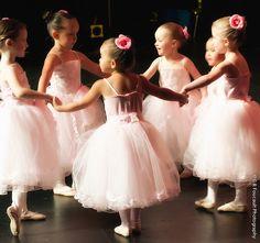 Futuras bailarinas