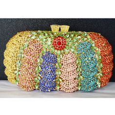 56.94$  Buy here - http://ali0ri.worldwells.pw/go.php?t=32471531703 - laiSC New design clutch evening bags brand designer women purse soiree pochette red Rhinestones crystal party clutch bags SC166