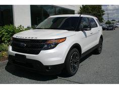 2015 Ford Explorer 4WD Sport