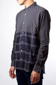 Our Legacy Marble Shirt - Pattern Collision