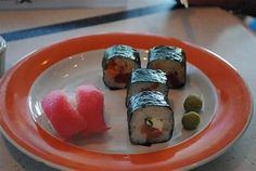 Sushi on 5, replaced Bistro on 5, on Celebrity Summit