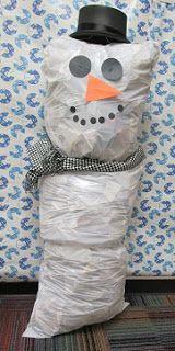 Mrs. Karen's Preschool Ideas: Snowball Fight