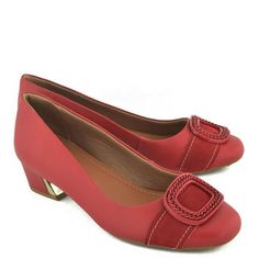 c71f37c55f Sapato Usaflex Couro Rebu - Compre Agora