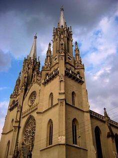 Cathedral  ST. Gerhard ,Vrsac, Serbia