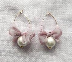 Seed Bead Jewelry, Wire Jewelry, Jewelry Crafts, Beaded Jewelry, Jewelery, Handmade Accessories, Jewelry Accessories, Jewelry Design, Earrings Handmade