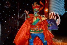 Шоу китайских масок (обучение, костюм). Mask change costume! SALE!