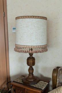 70er Jahre Lampe 99 cm h x 45 cm Durchmesser. in Niedersachsen - Bispingen   Lampen gebraucht kaufen   eBay Kleinanzeigen