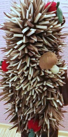 Hedgehog costume/Toddler Costume/ Kids Costume/hedgehog dress up/ handmade costume