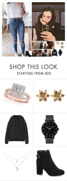 """🍩Rose 🍩-""Trent, Rose, Chuck, And Rocky Are Dícks In Real Life"" (BTE)"" by banks-on-it ❤ liked on Polyvore featuring Allurez, La Perla and R13"