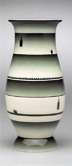 Dagobert Peche: vase, circa 1930 Cincinnati Art Museum, Gift of the Wiener Werksätte