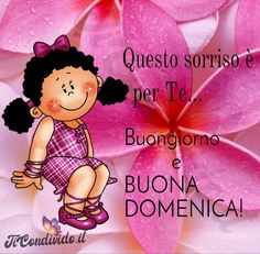 Italian Greetings, Italian Phrases, Good Morning Good Night, Flower Photos, Happy Sunday, Funny, Blog, Facebook, Genere